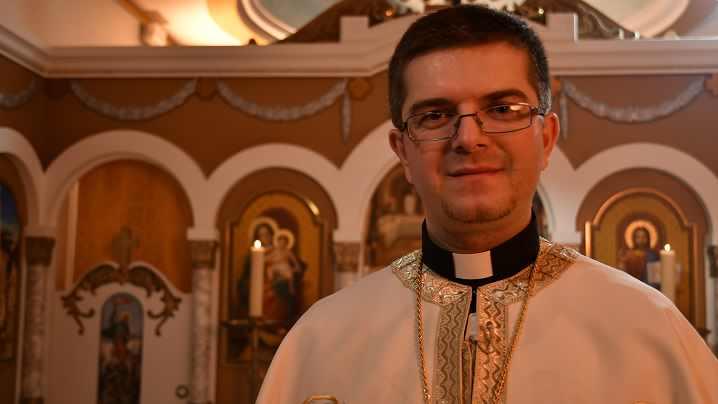 Pr. Cristian Crișan, coordonator pentru greco-catolicii români din Italia