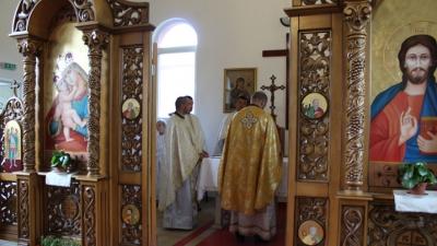 Sărbătoarea hramului Sf. Ioana Antida – Parohia Lugoj III
