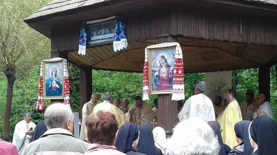 Semn despre sfințenie – pelerinajul tradițional la mănăstirea baziliană din Molișet