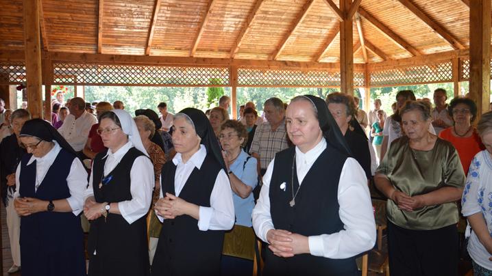 Tradiționalul pelerinaj la Sanctuarul Arhiepiscopal Major de la Cărbunari 2018