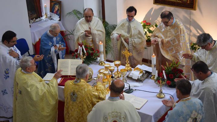 Vizită pastorală a P.S. Alexandru în parohia Timişoara III. Noapte de veghe