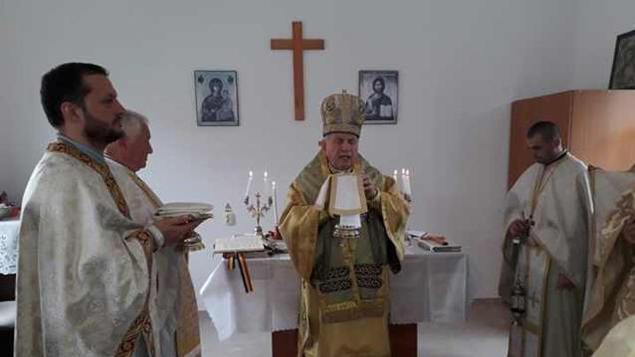 Vizită pastorală în parohia Dobrești – 160 de ani de la întemeiere