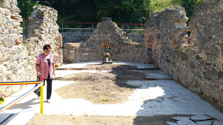 Vizită pastorală în parohia greco-catolică Săcărâmb, jud. Hunedoara