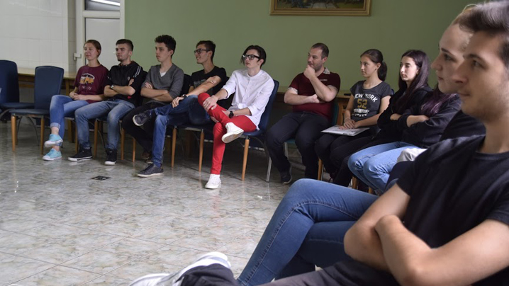 Zi de formare pentru animatorii campusurilor estivale 2018 – ASTRU Cluj