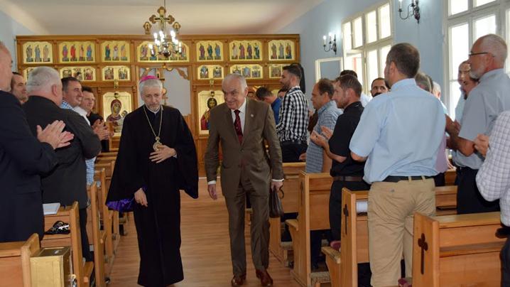 Ziua de rugăciune pentru sfințirea preoților în Eparhia de Cluj-Gherla