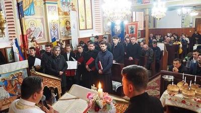 100 de ani pentru România sărbătoriți în parohia Sânlazăr, Bihor