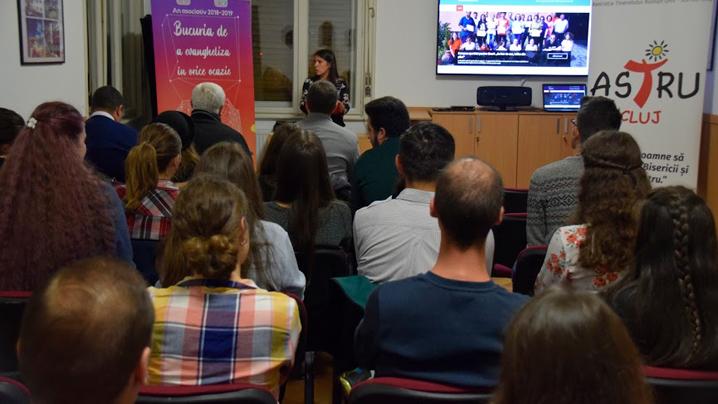Deschiderea anului asociativ ASTRU Cluj 2018-2019