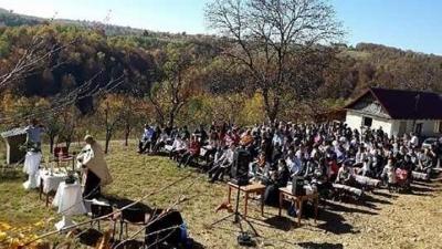 Întâlnirea familiilor din Protopopiatul Greco-Catolic Șimleu Șilvaniei