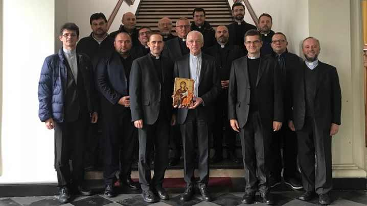 Întâlnirea preoţilor din diaspora la Bruxelles
