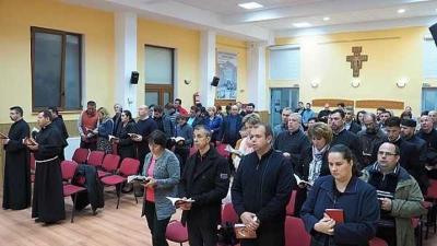 Seară de rugăciune la școala Cuvântului la Seminarul Greco-Catolic din Oradea