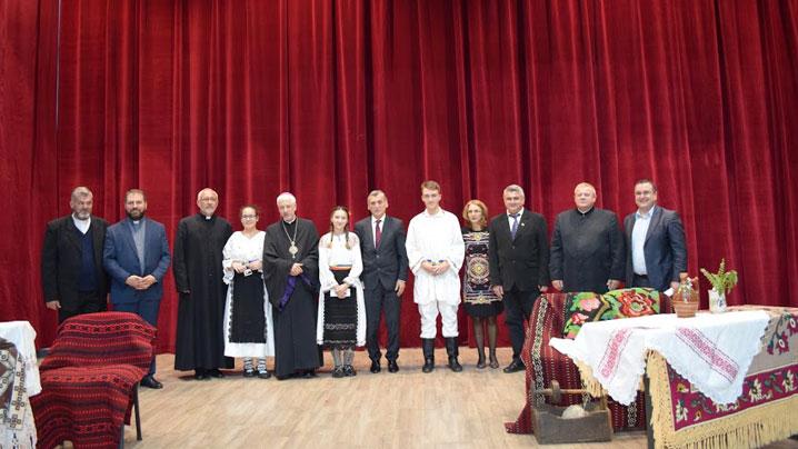 Simpozion la Dej despre personalitățile greco-catolice care au contribuit la Marea Unire