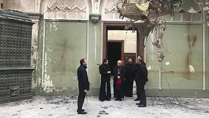 Vizita Arhiepiscopului de Udine la Oradea