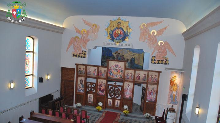 Zi istorică la Vârșeț. Înființarea unei noi parohii greco-catolice pentru românii din Serbia