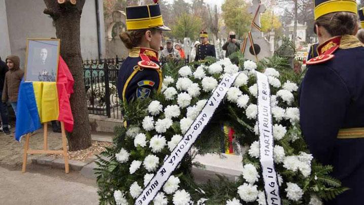 Comemorarea Cardinalului Hossu la București – Cuvântul PS Mihai, episcop greco-catolic de București