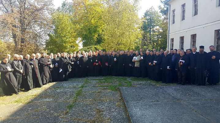 Întâlnirea anuală a preoților din Arhieparhia de Alba Iulia și Făgăraș