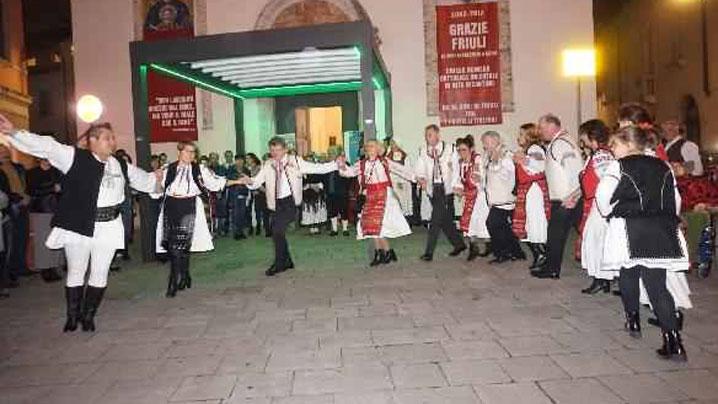 """""""Dincolo de gratii"""" 2018 – Centenarul Marii Uniri a românilor (1918-2018) în Friuli la Udine"""