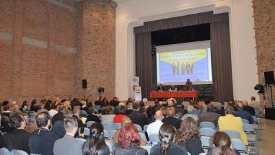 """Foto: Conferința """"70 de ani de la interzicerea abuzivă a Bisericii Române Unite"""""""