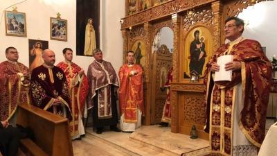 Întâlnirea preoților din protopopiatul Târnăveni
