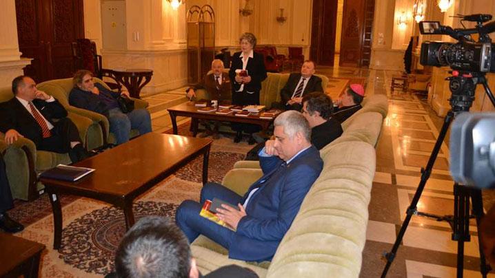 Lansare de carte: Contribuții ale Bisericii Române Unite cu Roma, Greco-Catolică, la Marea Unire