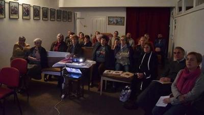 Programe video-catehetice organizate în Cluj