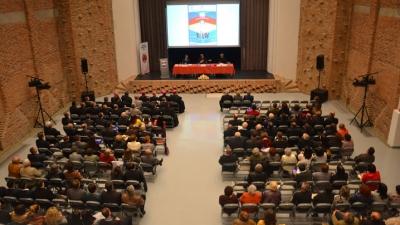 România 100. Centenarul Unității Naționale sărbătorit la Blaj