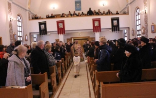 "Conferința ""Contribuţia Bisericii Greco-Catolice la realizarea Marii Uniri"""