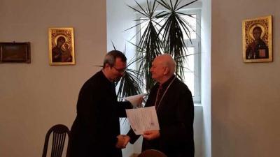 Constituirea Colegiului consilierilor arhieparhiali în Arhieparhia de Alba Iulia și Făgăraș