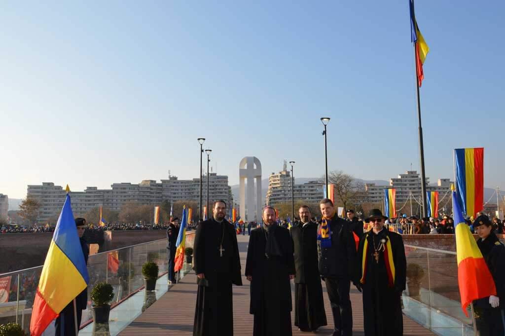 De la Blaj la Alba Iulia pentru Centenarul Marii Uniri