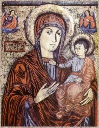 Icoana Maicii Sfinte de la Nicula