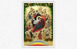 Scrisoarea Pastorală a PS Florentin Episcopul de Cluj-Gherla la Sărbătoarea Naşterii Domnului, 2018