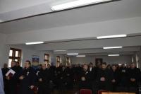 Preoții Arhieparhiei de Alba Iulia și Făgăraș în rugăciune pentru făuritorii Marii Uniri