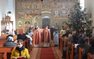Sărbătoarea Hramului bisericii și a Anului Centenar în parohia Sânnicolau Mare