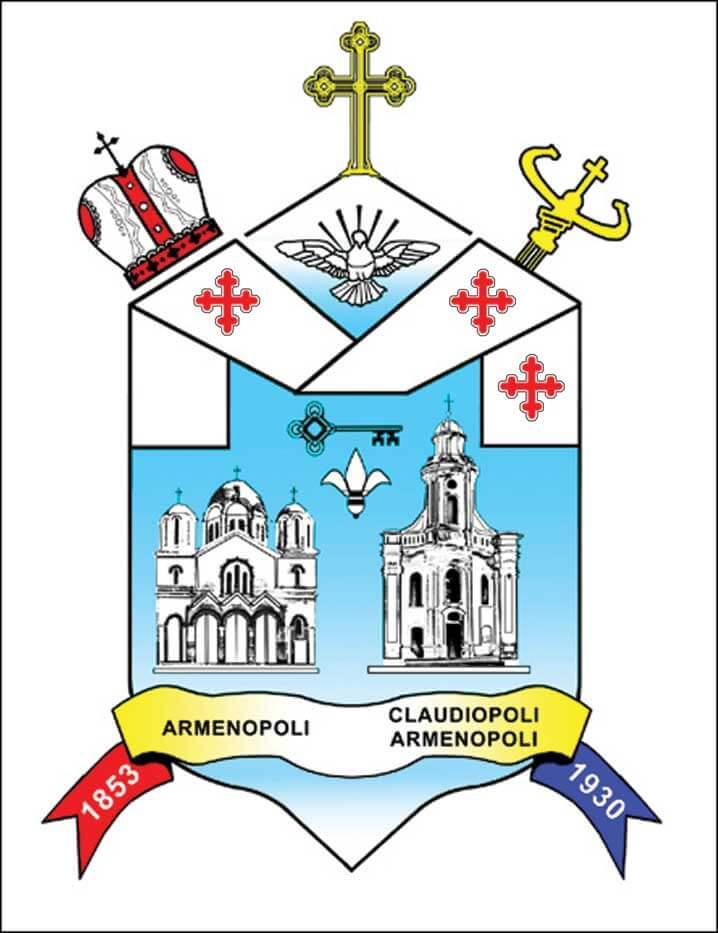 Sigla Eparhiei de Cluj-Gherla