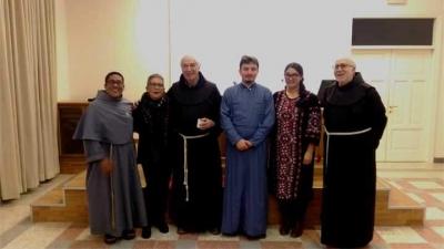 Un nou doctor în teologie - Pr. Dr. Ionuț-Cătălin Blidar