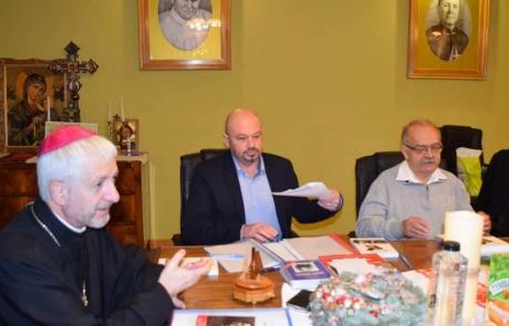 """Asociația """"Cardinal Iuliu Hossu"""" - prima Adunare Generală anuală"""