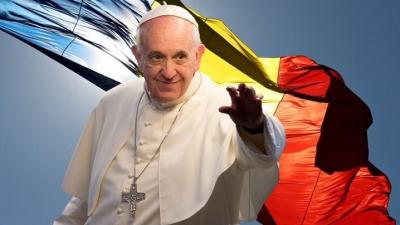COMUNICAT: Papa Francisc vine în România