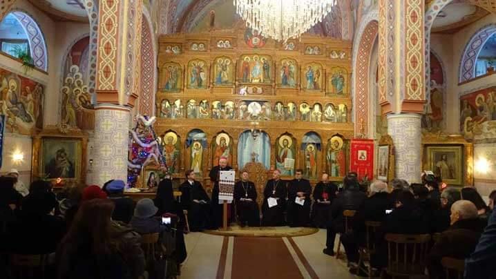 Întâlnire ecumenică de rugăciune pentru Unitatea Creștinilor la Lugoj - 2019