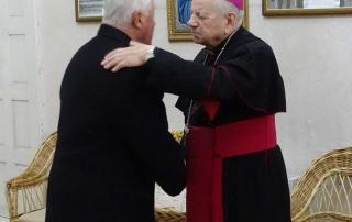 Prea Sfințitul Alexandru a fost sărbătorit la aniversarea a 82 de ani de viață