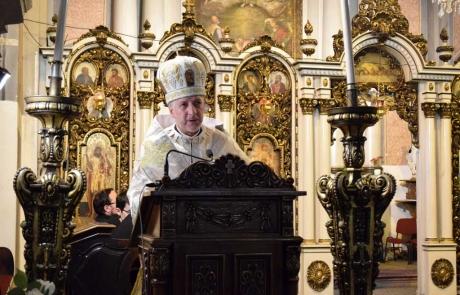 Sărbătoarea Botezului Domnului în Catedrala din Cluj