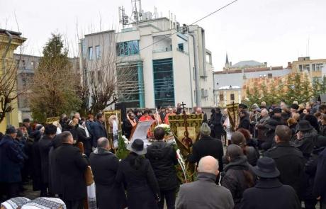 A fost condus pe ultimul drum dr. Traian Mihai Neamțu