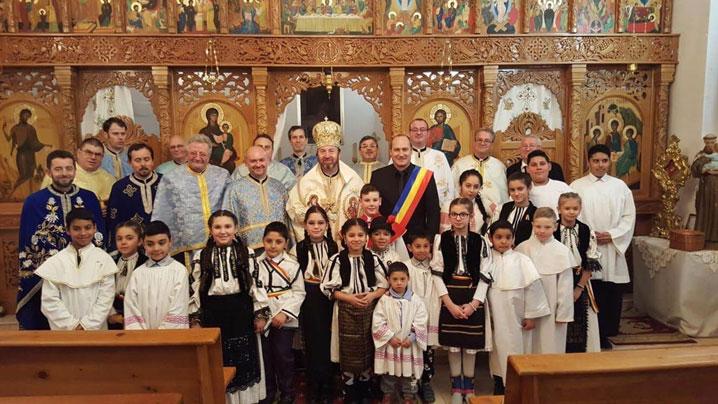 Celebrarea Zilei Mondiale a Bolnavului în protopopiatul Târnăveni