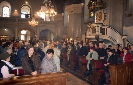 Ziua Bolnavului la Cluj și Dej – celebrare a vieții trăită ca dar pentru ceilalți