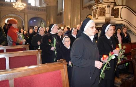 """Ziua Vieții Consacrate la Cluj: Bucuria de a-i spune """"da"""" lui Dumnezeu"""
