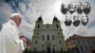 Biografii sintetice ale celor șapte episcopi martiri pe care Papa Francisc îi va beatifica la Blaj