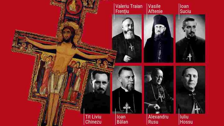 """Blaj, 2 iunie 2019 – beatificarea celor șapte episcopi martiri: """"împlinirea unor așteptări și profeții"""""""