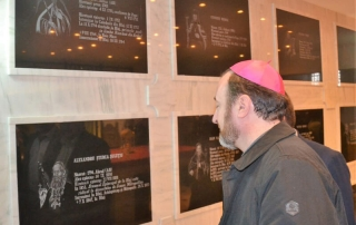 Episcopul Petru Pavel Aron, comemorat la 255 de ani de la trecerea la cele veșnice