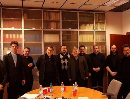 Prima etapă a întâlnirii naționale a preoților români uniți la Roma, 2019