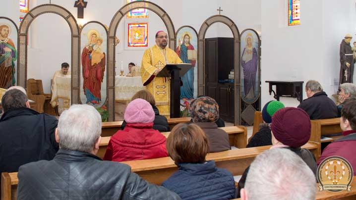 Vizită pastorală la Râmnicu Vâlcea