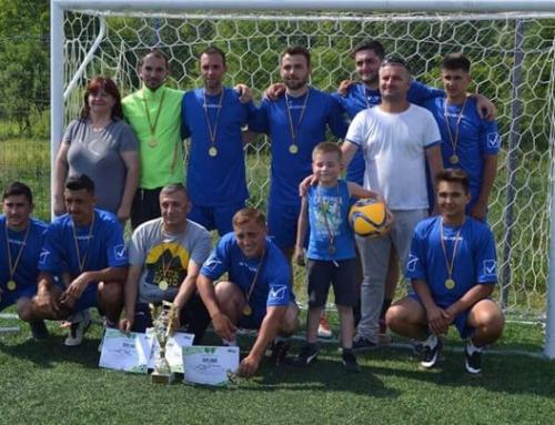 Campionatul eparhial de fotbal pentru tineret, ediția a VIII-a