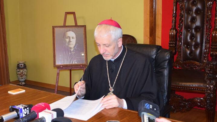 Conferință de presă despre mesajul pastoral și despre vizita papală